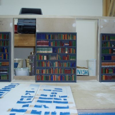 BUILD & PAINT BOOKS