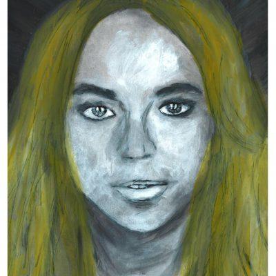 Lindsay Lohan Mugshot #1