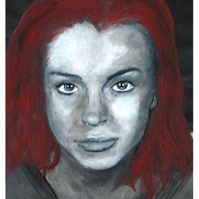 Lindsay Lohan Mugshot #4