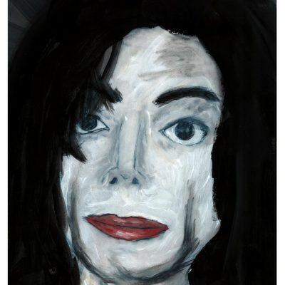 Michael Jackson Mugshot
