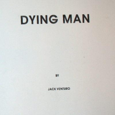 The Dying Man (Book) (4 of 14)